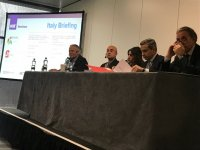 The Italy Briefing - Il seminario sul gaming italiano all'Ice di Londra (7/2/2018)