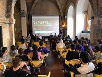 Dibattito su sport elettronici con il Comune di Terni ed Eurispes (Terni, 22/10/2019)