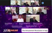 Il convegno di Gioco News su Amusement a Eag Expo Online (20 aprile 2021)