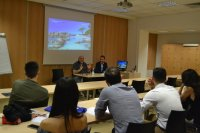 Gn Media al Master su Sports Management de Ilsole24Ore (Milano, 8/6/2019)