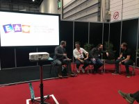 Convegno su eSports e Amusement (Eag Expo, Londra 14/1/2020)