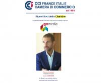 Gn Media entra a far parte della Camera di Commercio Italo-Francese CCI France International