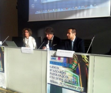 Convegno Ugl Medici su gioco azzardo patologico - 29 novembre 2013
