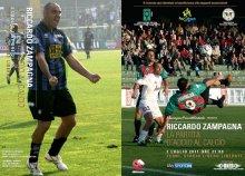 Serata-evento di Addio al calcio di Riccardo Zampagna (Gn Media, Sky SPort, Onis)