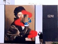 Il Festival GemellArte conquista la Francia: capolavoro di Ozmo a Saint'Ouen (Parigi 20/11/20)
