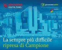 Digital Panel di confronto tra Industria, Governo e Parlamento su Campione d'Italia (15/4/2020)